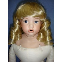 "|Wig - Connie - 8-9"" Pale Blond"