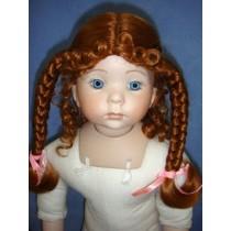 "|Wig - Crystal - 15-16"" Carrot"
