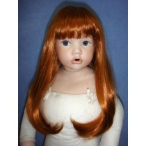 "|Wig - Danielle - 16-17"" Carrot"