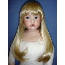 "|Wig - Danielle - 16-17"" Pale Blonde"