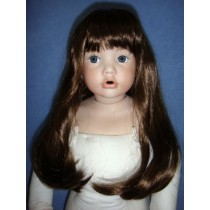 "|Wig - Danielle - 8-9"" Light Brown"
