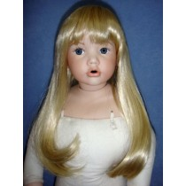 "|Wig - Danielle - 8-9"" Pale Blond"