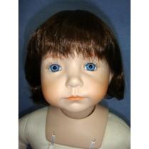"|Wig - Debbie - 6-7"" Light Brown"