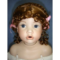 "|Wig - Gina - 8-9"" Strawberry"