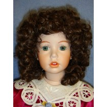 "|Wig - Heather - 5-6"" Light Brown"
