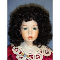 "|Wig - Heather - 6-7"" Dark Brown"