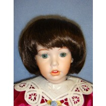 "|Wig - Holly - 9-10"" Brown"
