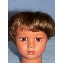 "|Wig - Johnny - 8""-9"" Brown"