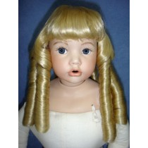 "|Wig - Jullien - 7-8"" Pale Blond"
