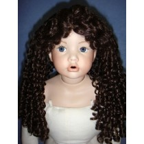 "|Wig - Keana - 8-9"" Dark Brown"