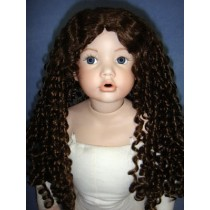 "|Wig - Keana - 8-9"" Light Brown"