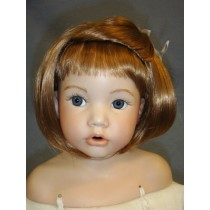 "|Wig - Meagan - 12-13"" Light Strawberry Blond"