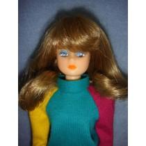 "|Wig - Mini Danielle - 4"" Blond"
