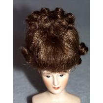 "|Wig - Mini Jamie - 4"" Light Brown"