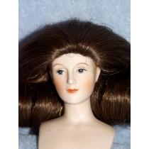 " Wig - Mini Marie - 4"" Brown"