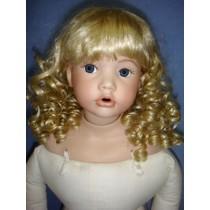 "|Wig - Paula - 10-11"" Pale Blond"