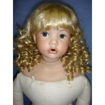 "|Wig - Paula - 7-8"" Pale Blond"