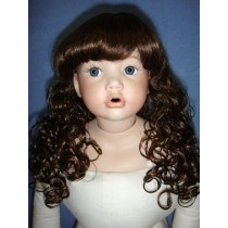 "|Wig - Penny - 8-9"" Light Brown"