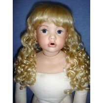 "|Wig - Penny - 8-9"" Pale Blond"