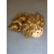 "|Wig - Ponytail & Curls - 7-8"" Blond"