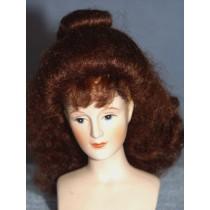""" Wig - Pru - 4-5"""" Light Brown"""