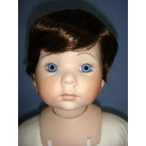 "|Wig - Sean - 8-9"" Light Brown"