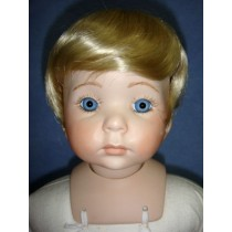 "|Wig - Sean - 8-9"" Pale Blond"