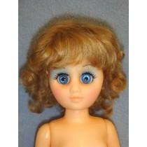 """ Wig - Sophia - 6-7"""" Light Brown"""