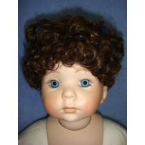 "|Wig - Vickie - 8-9"" Light Brown"