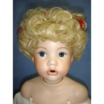 "|Wig - Vickie - 8-9"" Pale Blond"