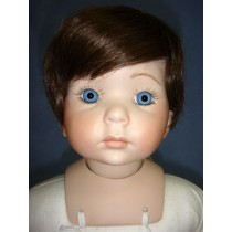 "|Wig - William - 5-6"" Light Brown"