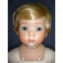 "|Wig - William - 5-6"" Pale Blond"