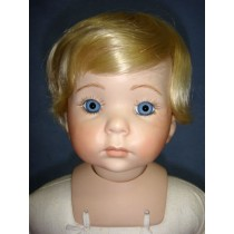 "|Wig - William - 8-9"" Pale Blond"