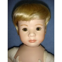"|Wig - William (Short) - 5-6"" Pale Blond"