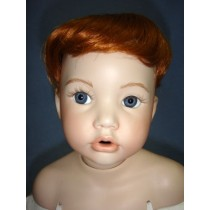 "|Wig - William (Short) - 8-9"" Carrot"
