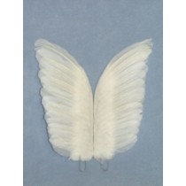 "|Wings - Goose Feather - 12 1_2"" 2pc"