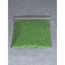 |.40-.60mm Green Glass Beads - 2 oz.