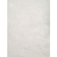 Acrylic Fur - Seal - White
