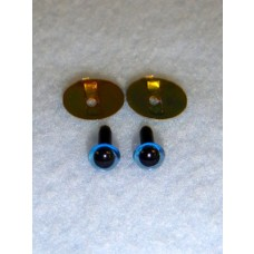 Animal Eye - 4.5mm New Blue Pkg_100