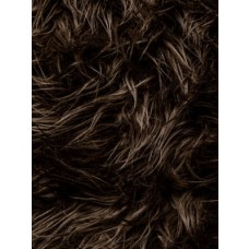 Brown Mongolian Fur - 1 Yd