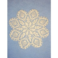 """lDoily - Pineapple - 6"""" Natural"""