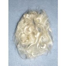 Hair - Wool - Natural Washed - 1 oz