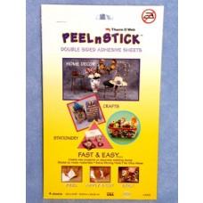 Peel  & Stick Sheet Adhesive-4 sheet