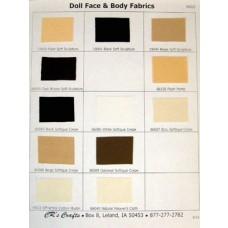 Sample Card - Doll Face_Body Fabric