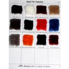 Samples - Seal Fur