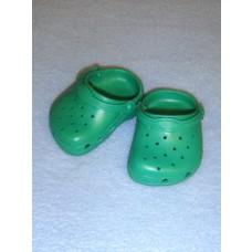 """Shoe - Walk-A-Lot - 3"""" Garden Green"""