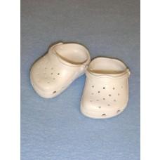 "Shoe - Walk-A-Lot - 3"" Ivory"