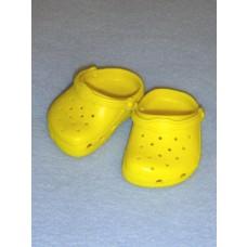 """Shoe - Walk-A-Lot - 3"""" Yellow"""