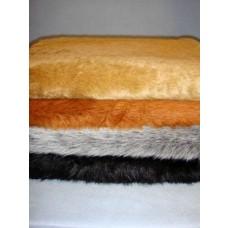 Teddy Bear Furs Fabric Bundle - 3 Yds