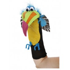 Toucan Sock Friends Puppet Kit